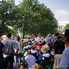 Toward Lincoln Memorial