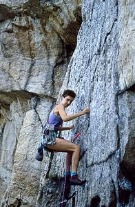 Mary Henry, Skytop, 1986