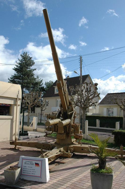 88mm - Le Grand Bunker