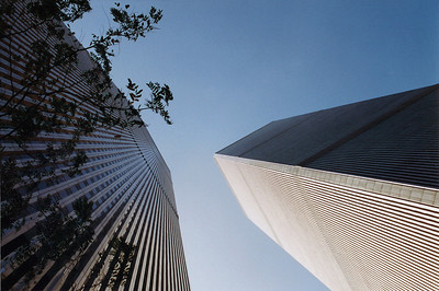 World Trade Center, NYC. 1997