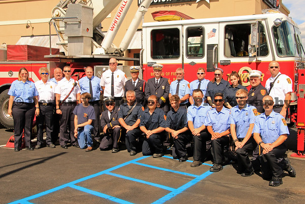 9/11/2016 - Mission BBQ Remembrance Ceremony