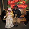 Young Lady of the Regiment and Young Buffalo Soldier, Mesa, AZ