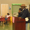 June 19, 2012                         1st Annual Juneteenth Celebration<br />                                                 Adam Diaz Senior Center, Phoenix<br /> <br /> Cmdr Fred Marable and Pvt. Michelle London-Marable Buffalo Soldiers presentation