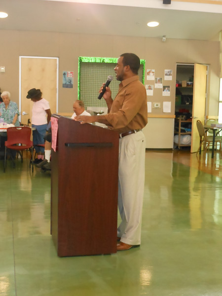 June 19, 2012                       1st Annual Juneteenth Celebration<br />                                                Adam Diaz Senior Center, Phoenix<br /> <br />                                                         Opening Prayer