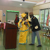 June 19, 2012                       1st Annual Juneteenth Celebration<br />                                             Adam Diaz Senior Center, Phoenix<br /> <br /> Kathy Matthews, Event Coordinator and Cmdr Fred Marable, Buffalo Soldier.