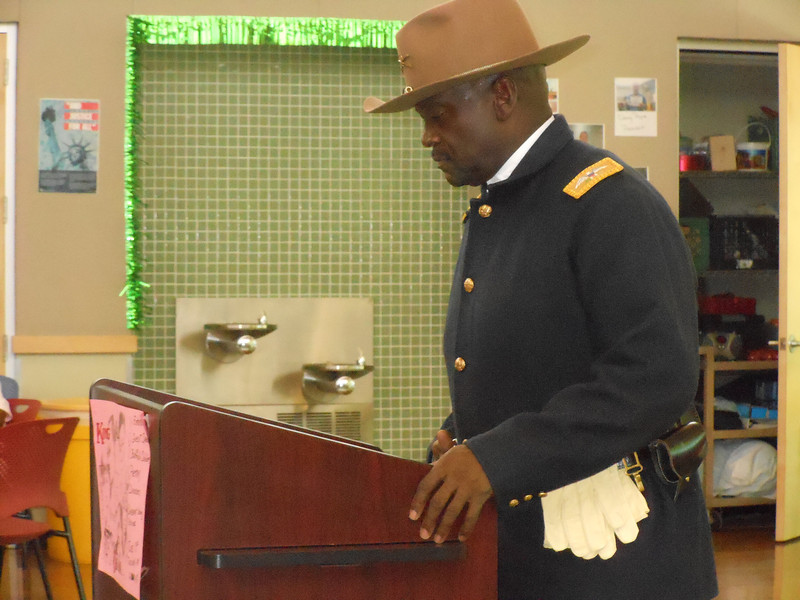 June 1, 2012                      1st Annual Juneteenth Celebration<br />                                             Adam Diaz Senior Center, Phoenix<br /> <br />         Cmdr Fred Marable (Buffalo Soldier) presentation of the Buffalo Soldiers History.