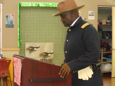 June 1, 2012                      1st Annual Juneteenth Celebration                                             Adam Diaz Senior Center, Phoenix          Cmdr Fred Marable (Buffalo Soldier) presentation of the Buffalo Soldiers History.