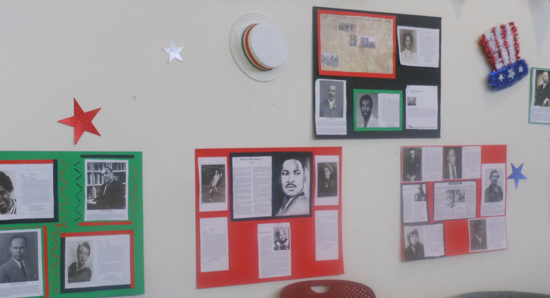 June 19, 2012                           1st Annual Juneteenth Celebration<br />                                                 Adam Diaz Senior Center, Phoenix<br /> <br />                                                              Living History Displays.