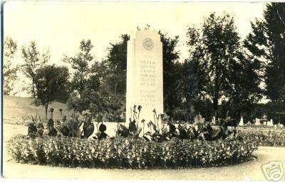 Adams Albert Hose Memorial