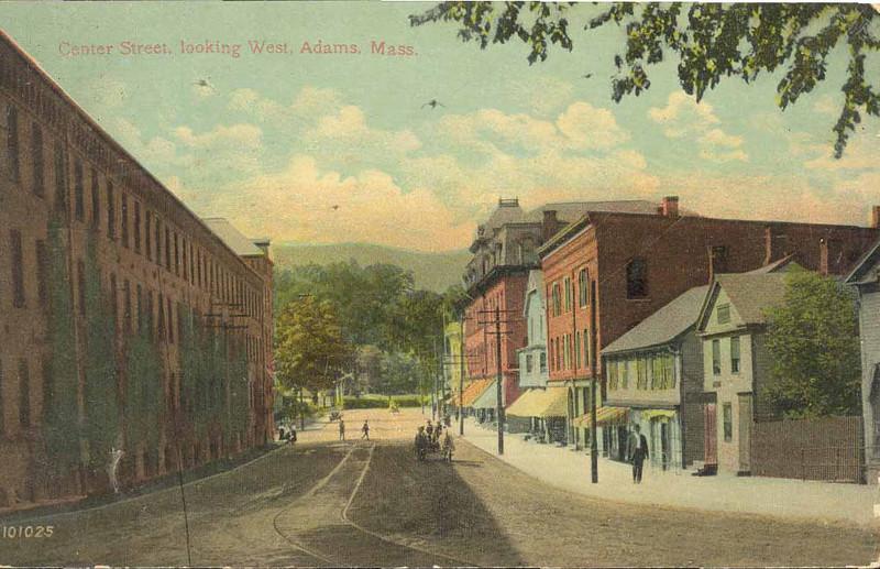 Adams Center Street