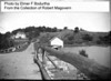 We are told this picture is of Otis Mass.  The little white building is the dam<br />  gate house with the spill-way in the foreground        T Noftall Agawam Mass