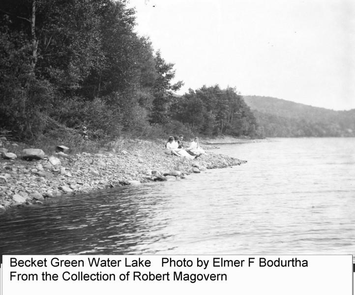 Becket Greenwater Lake