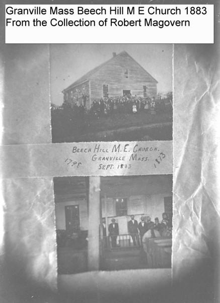 Beech Hill Granville Mass