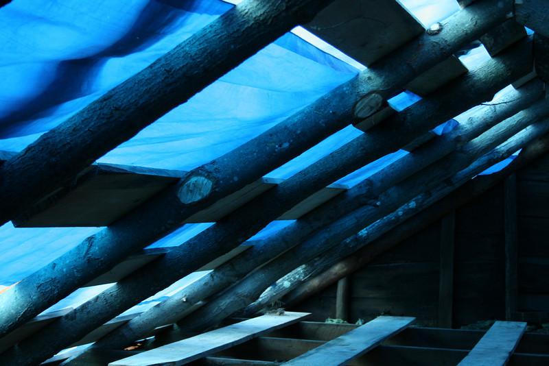 Repairing Rafters 2-28-07