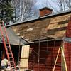 Start of Shake Roof 4-11-07