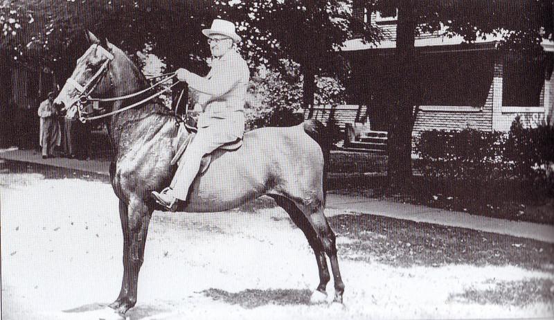 Agawam  Sherman Huntly 1955