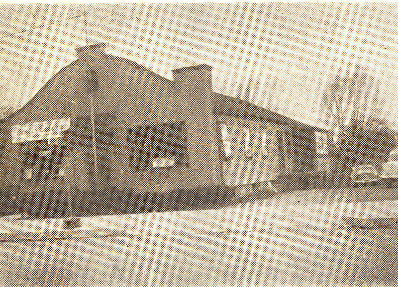 Agawam Post Office 1955