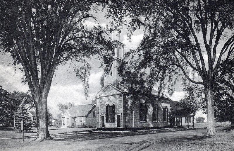 Agawam Congregational Church 2