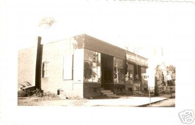 Agawam Agawam Public Market 1950