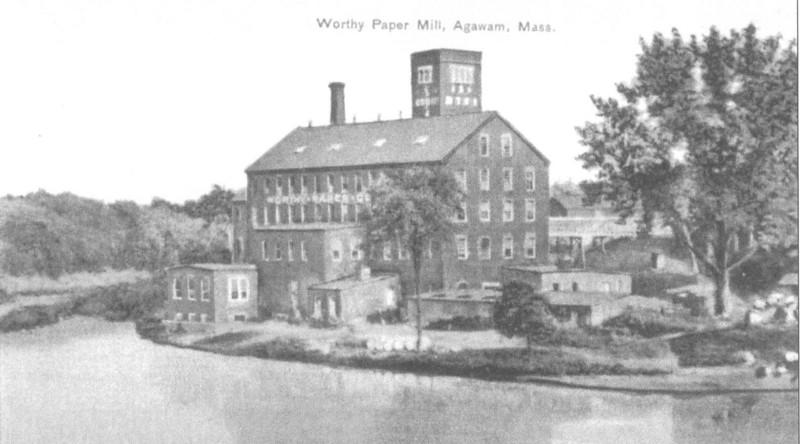 Agawam Worthy Paper Mill
