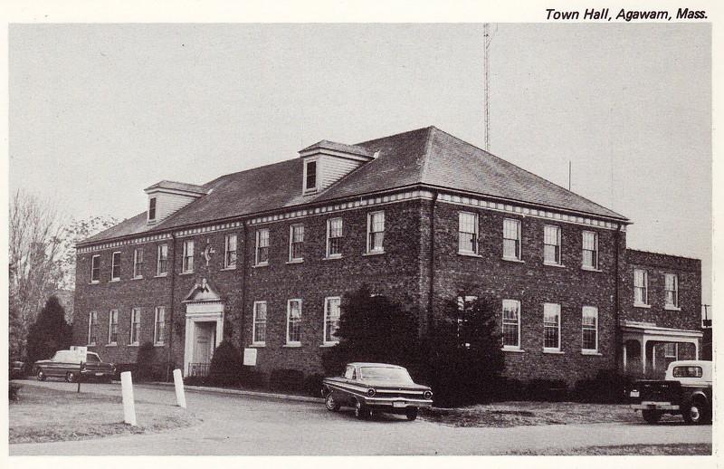 Agawam Town Hall 2