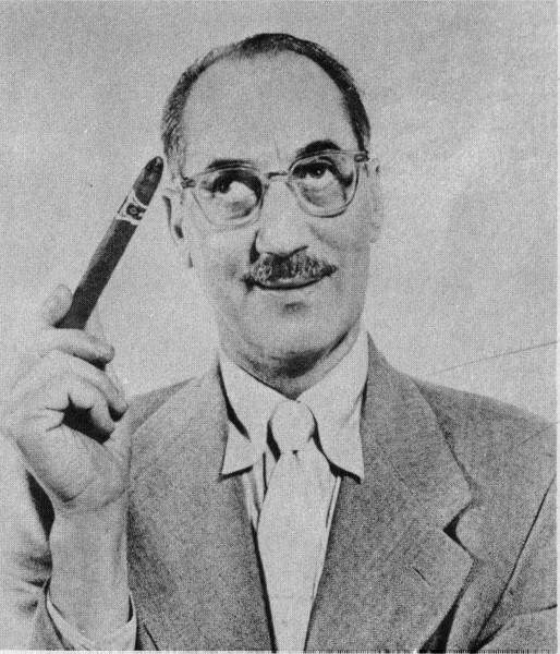Agawam NBC Groucho Marx