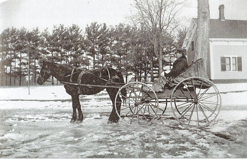 Agawam Rural Delivery 1900