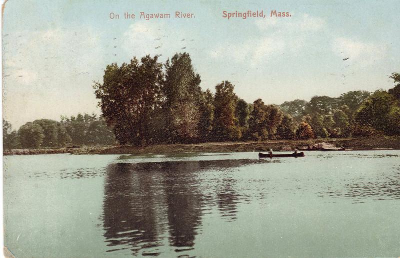 Agawam On The Agawam River