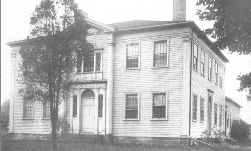 Agawam Fowler House