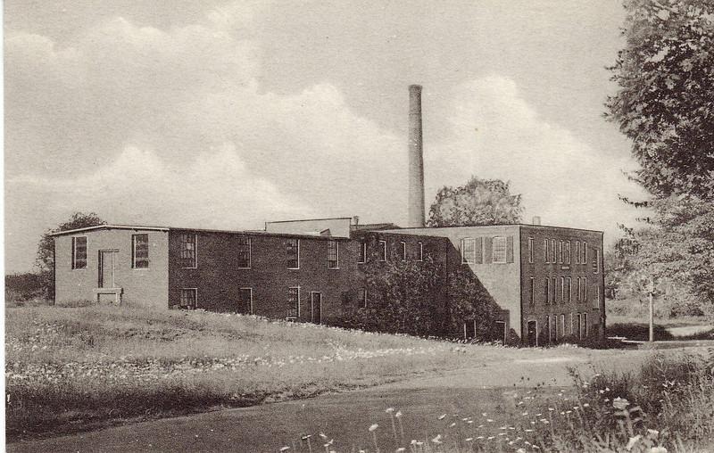 Agawam Company Woolen Mill