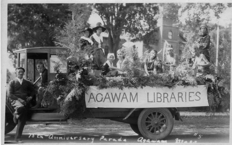Agawam 75th Ann Parade 4