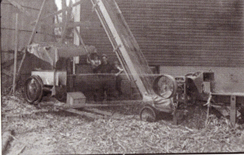 This is one of the Howes Brothers pictures taken in Agawam and Feeding Hills in the early 1900's.