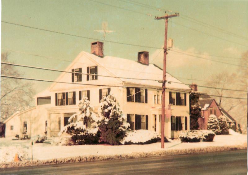 Agawam  Button House