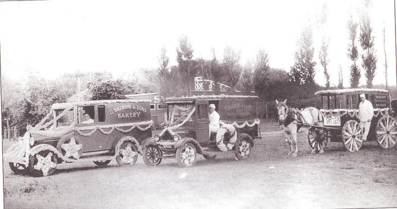 Agawam 1930 Parade