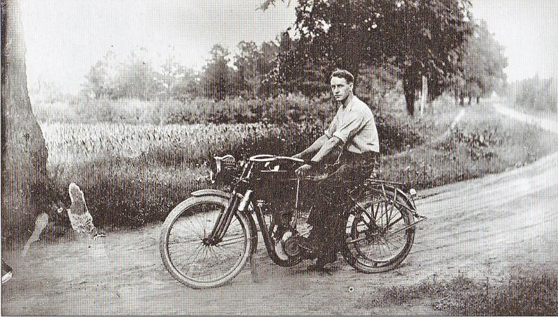 Agawam 1911 Harley-Davidson