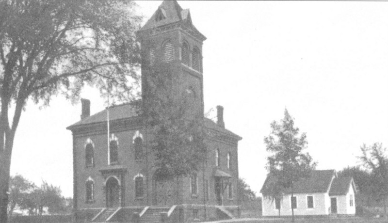 Agawam Town Hall & School