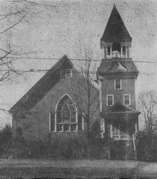 Agawam,  Lay Memorial Methodist
