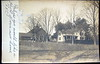 Agawam New Home 1906 RPPC