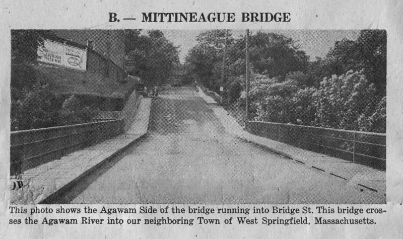 Agawam Mittineague Bridge
