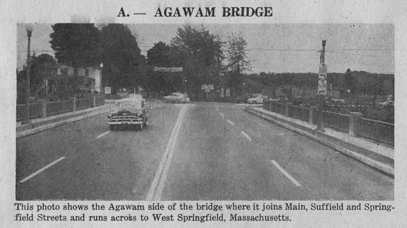 Agawam W Spfld Bridge