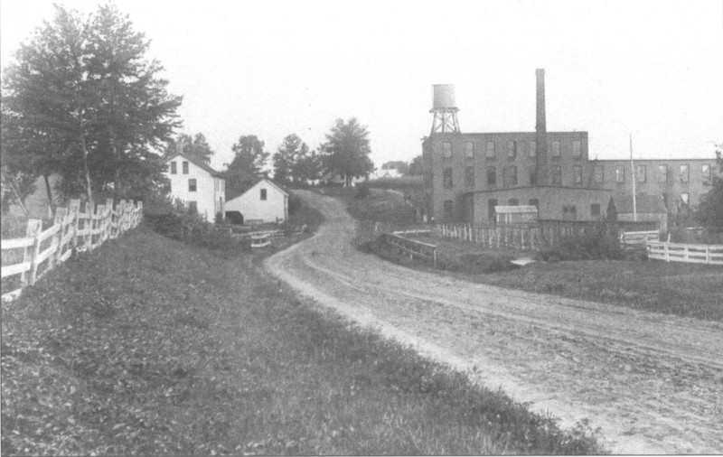 Agawam The Factory