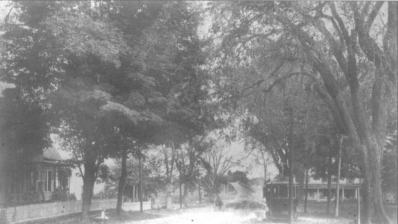 Feeding Hills  Center 1902