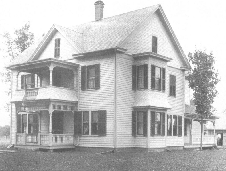Agawam New Leonard  House 1893