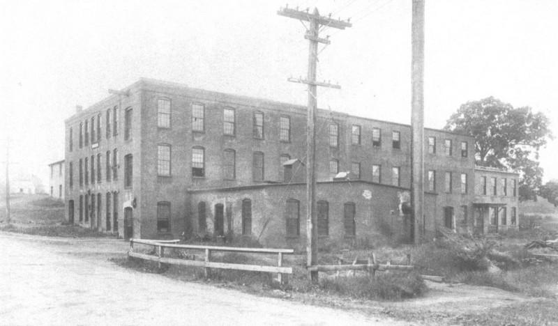 Agawam Mill Addition 1910