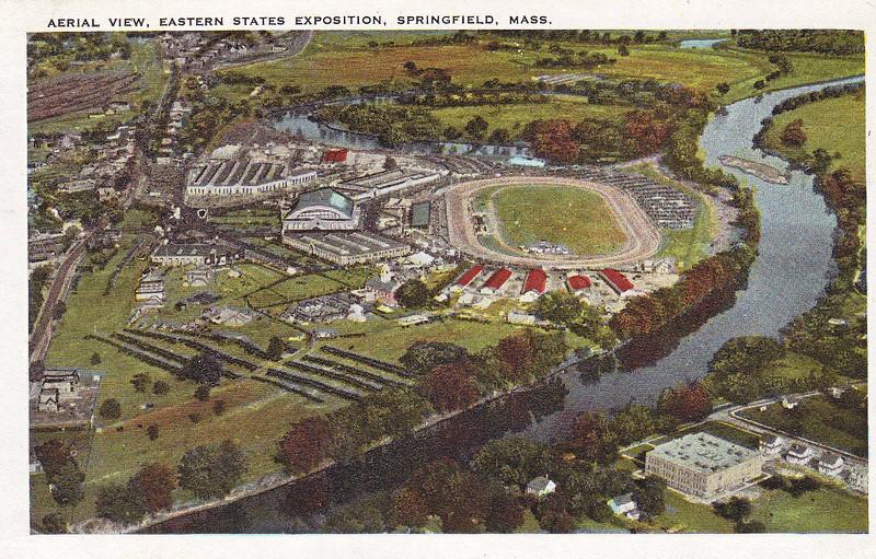 Agawam Aerial View E S Expo
