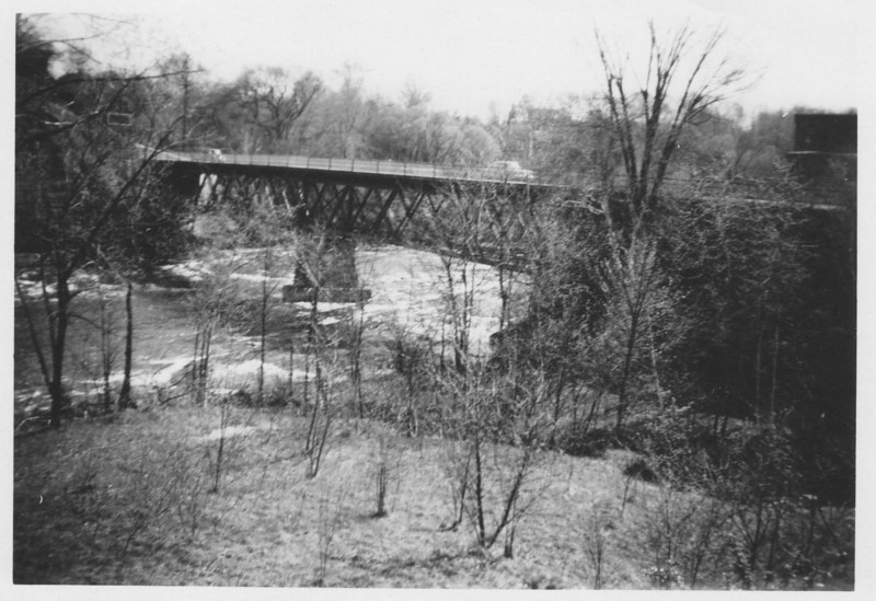 Agawam Mittineague Bridge c1962