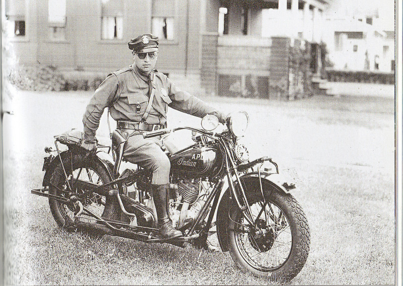 Agawam Roland Reed c 1938