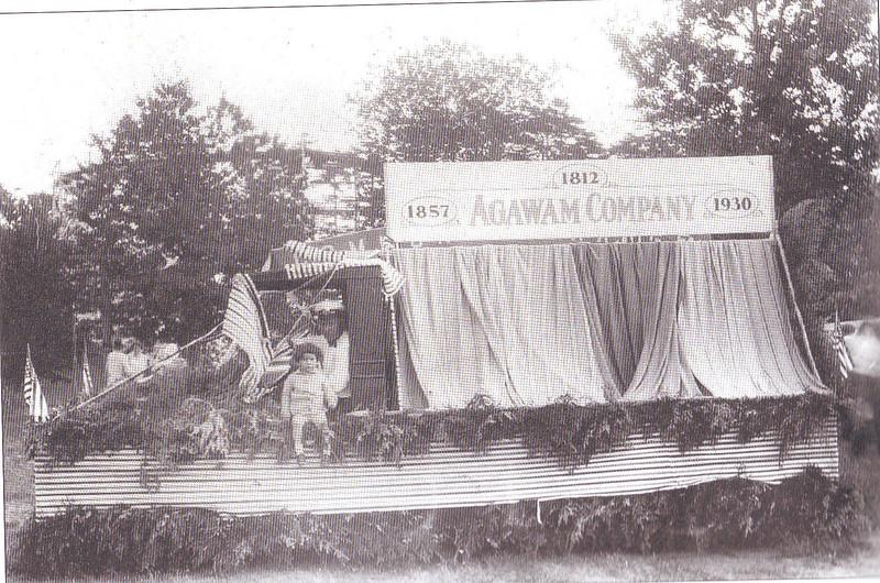 Agawam 75th Anniv parade
