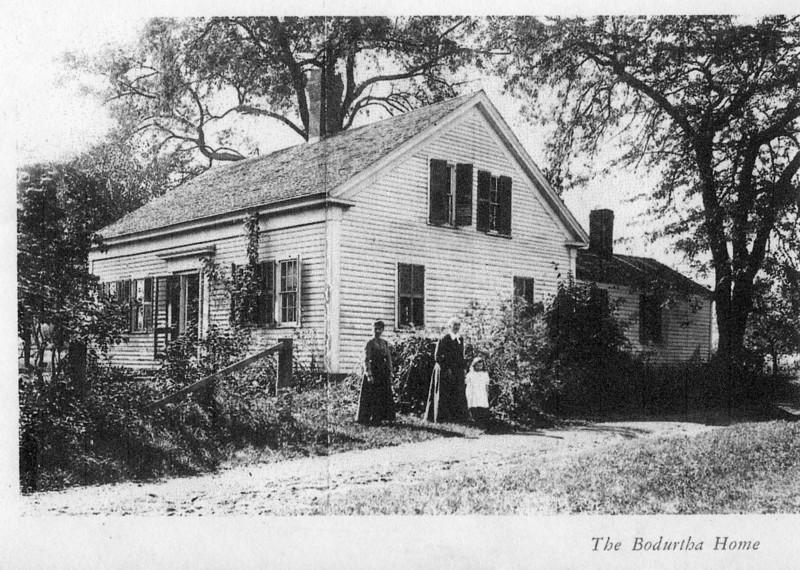 Agawam Bodurtha House