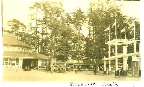 Agawam Riverside Park 1921
